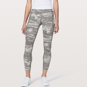 NEW Lululemon Fast and Free Tight 7/8